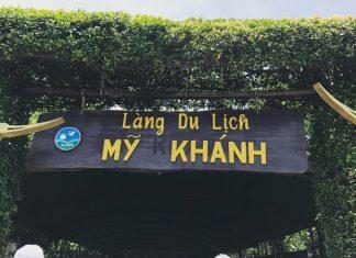 Khu du lịch Mỹ Khánh - 2019