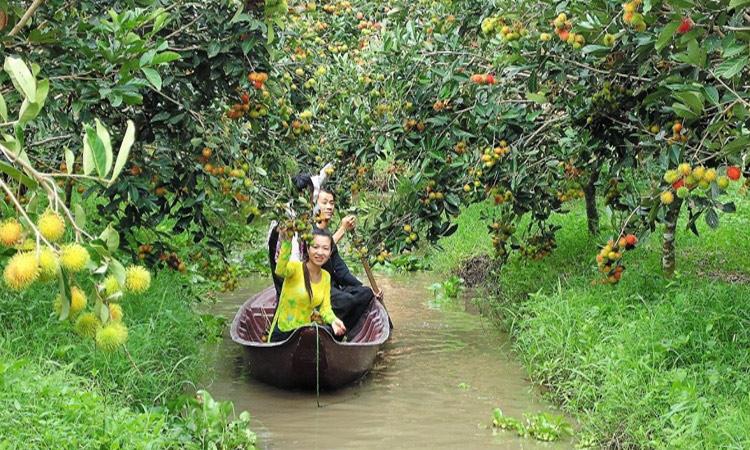 Khu du lịch Mỹ Khánh - miệt vườn