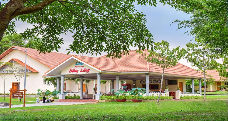 Khu du lịch Suối Mơ - khách sạn