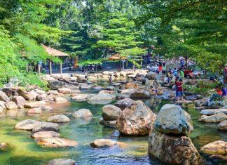 Khu du lịch Thủy Châu