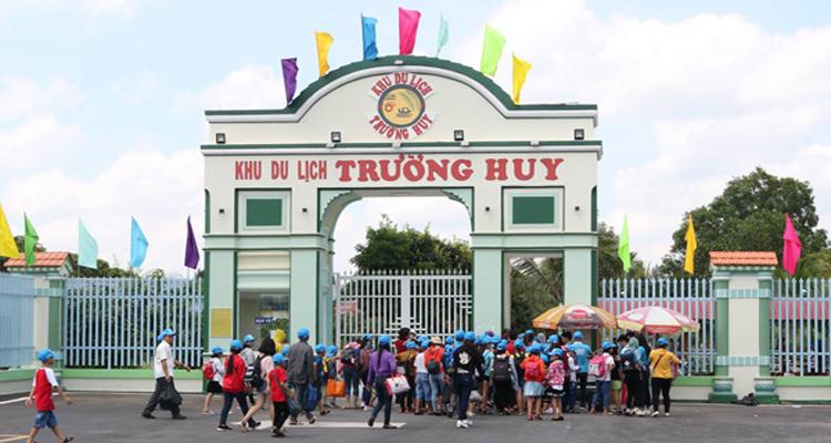 Khu du lịch Trường Huy 1234