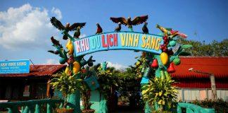 Khu du lịch Vinh Sang - vinh sang