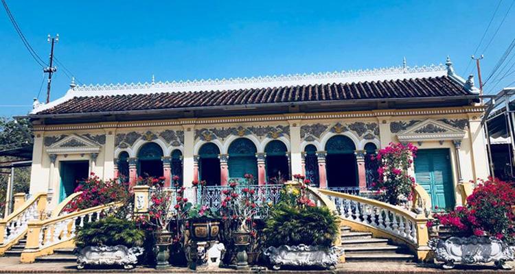 Nhà cổ Bình Thủy 2