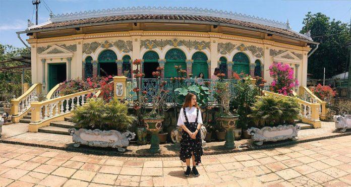 Nhà cổ Bình Thủy 1