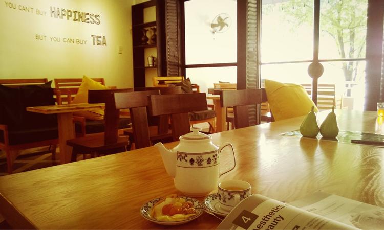 Quán cafe đẹp ở Sài Gòn - 24h