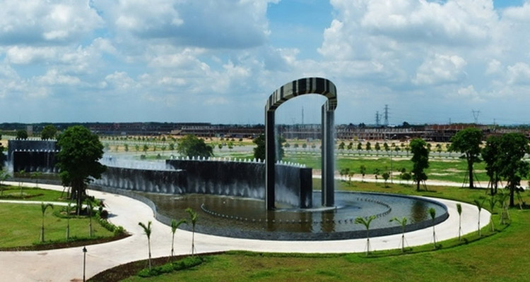 Công viên thành phố mới Bình Dương 11