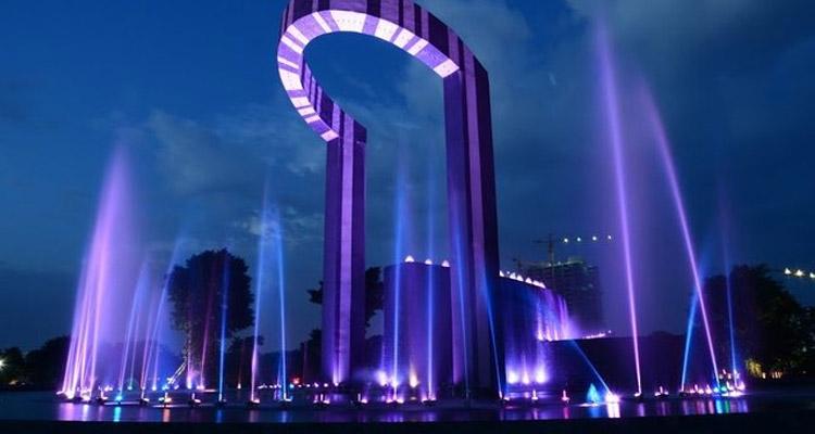 Công viên thành phố mới Bình Dương 9