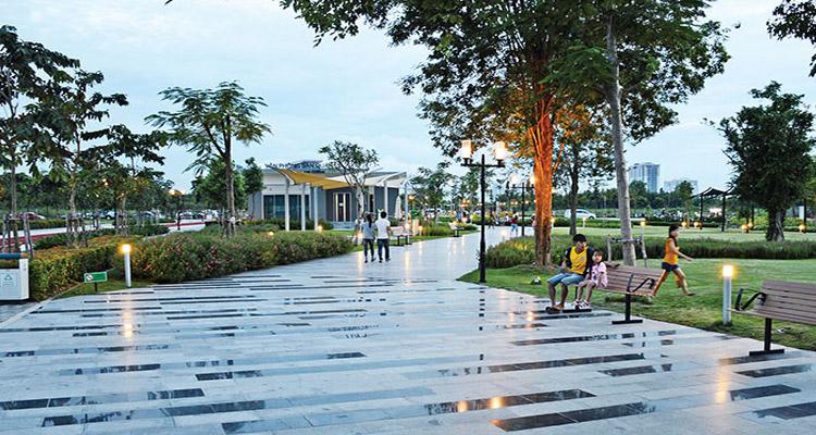 Công viên thành phố mới Bình Dương 13