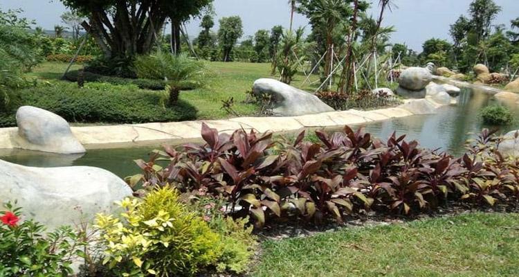 Công viên thành phố mới Bình Dương 2