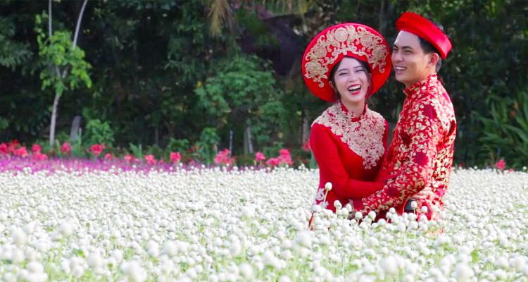 Vườn hoa Mãn Đình Hồng 08