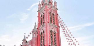 nhà thờ tân định 2019